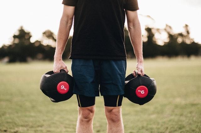 健身新手的成果需要時間累積