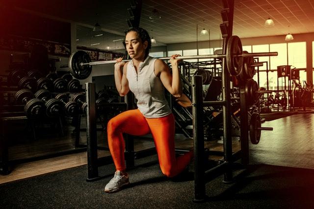 正確且適合的「姿勢」讓你練得更有感