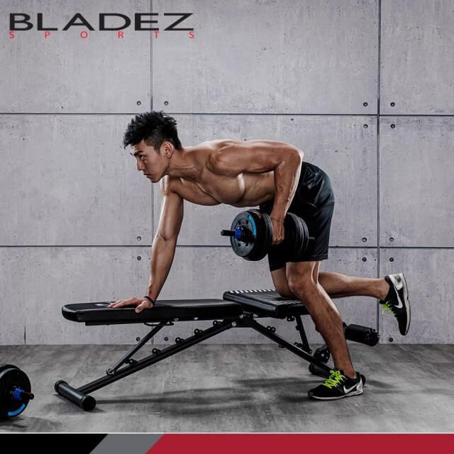 居家健身器材-重訓椅