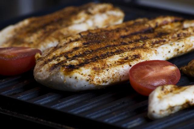 增肌食物:雞胸肉