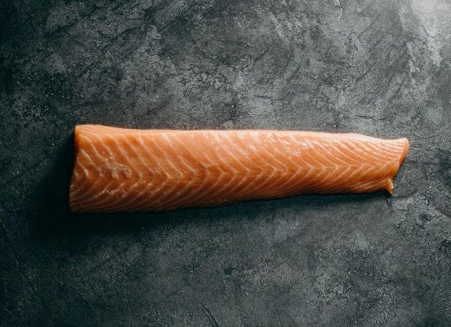 增肌食物:鮭魚