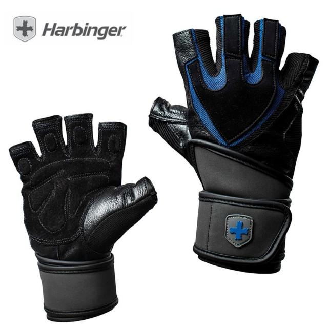 重訓手套推薦 Harbinger Training Wristwrap