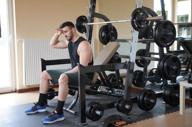 增肌技巧 縮短組間休息時間