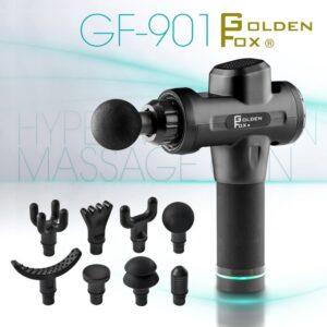 【GOLDEN FOX】震動按摩槍GF-901