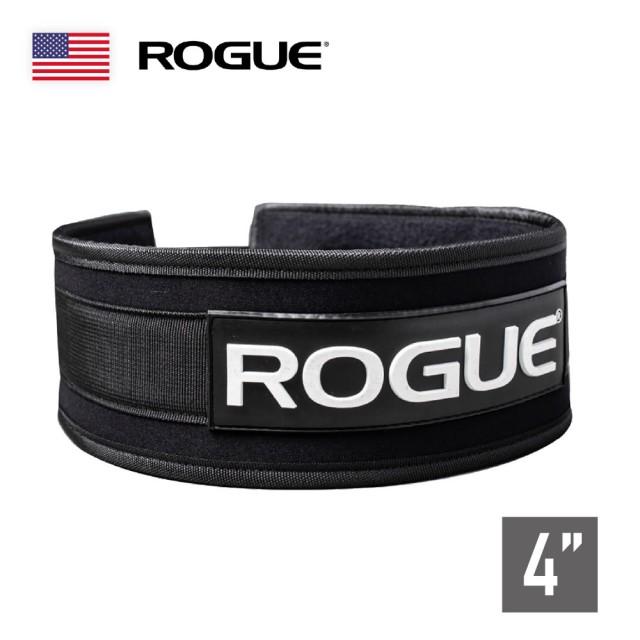 【ROGUE】4吋 Crossfit Nylon Belt 健身腰帶