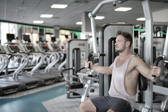 胸肌練不大的錯誤:沒有利用離心階段