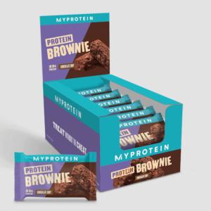 高蛋白零食推薦【Myprotein】高蛋白布朗尼