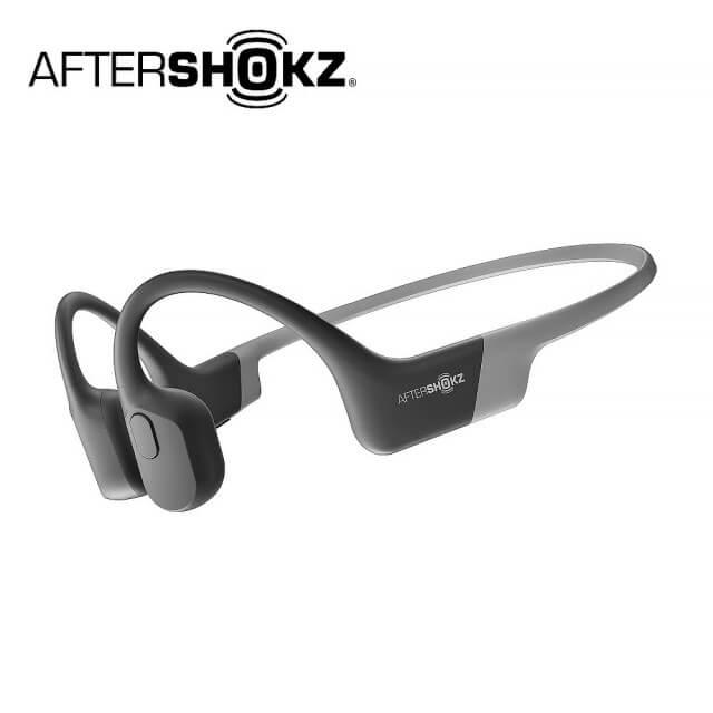 無線運動耳機推薦-【AfterShokz】Aeropex AS800 骨傳導藍牙運動耳機