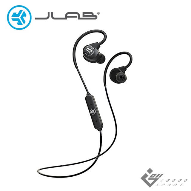 無線運動耳機推薦-【JLab】Epic Sport 2 藍牙運動耳機