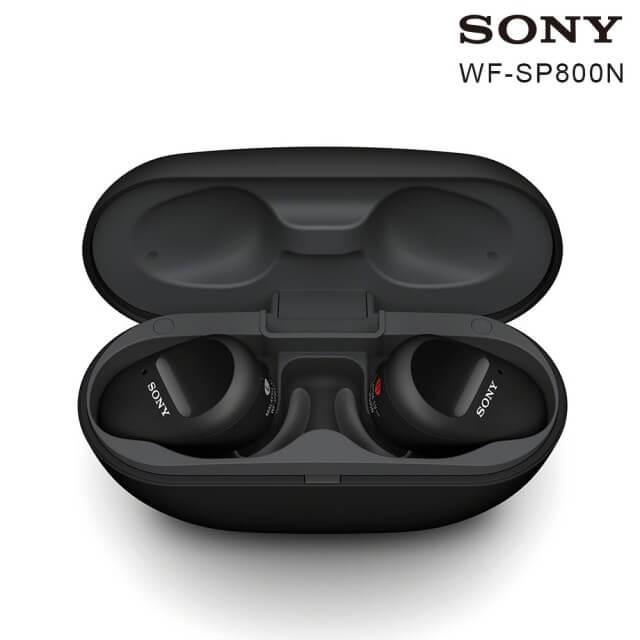 無線運動耳機推薦-【Sony】WF-SP800N
