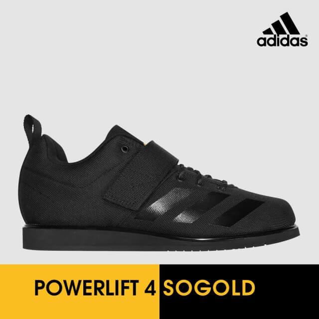舉重鞋推薦:【Adidas】Powerlift 4